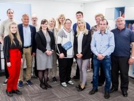 Nordplus Adult programos projektas baigiasi, draugystė tęsiasi